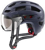 Product image for Uvex Finale Visor Road Helmet