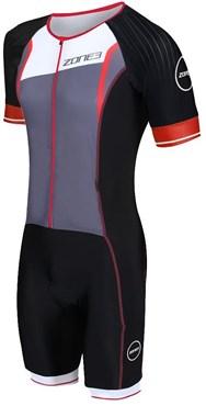 Zone3 Lava Long Distance Short Sleeve Aero Suit