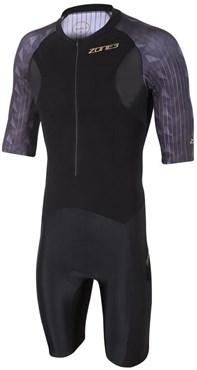 Zone3 Lava Short Sleeve Trisuit