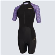 Zone3 Lava Womens Short Sleeve Trisuit