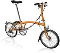 Brompton S6L - Orange 2020 - Folding Bike
