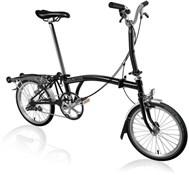 Brompton M3R 2020 - Folding Bike