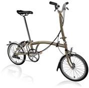Brompton H6L - Raw Laquer 2020 - Folding Bike