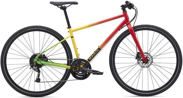 Marin Muirwoods Rasta 2020 - Hybrid Sports Bike