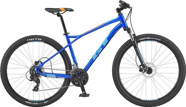 """GT Aggressor Expert 29"""" - Nearly New - L 2020 - Hardtail MTB Bike"""