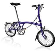 Brompton S2L - Purple 2020 - Folding Bike