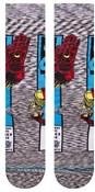 Stance Iron Man Comic Crew Socks