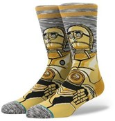 Stance Android Star Wars Crew Socks