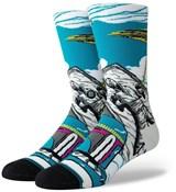 Stance Warped Boba Star Wars Crew Socks