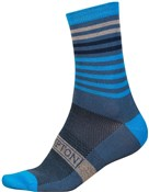 Endura Brompton Barcelona Lightweight Socks (2 Pair Pack)