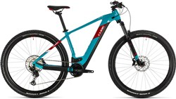 "Cube Reaction Hybrid EXC 625 29"" 2020 - Electric Mountain Bike"