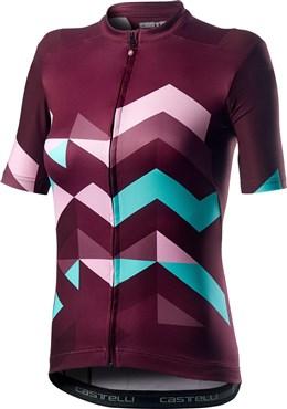 Castelli Unlimited Womens Short Sleeve Jersey