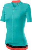 Castelli Anima 3 Womens Short Sleeve Jersey
