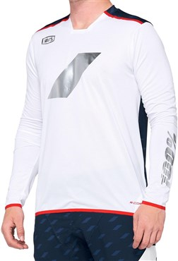 100% R-Core X Limited Edition Long Sleeve Jersey