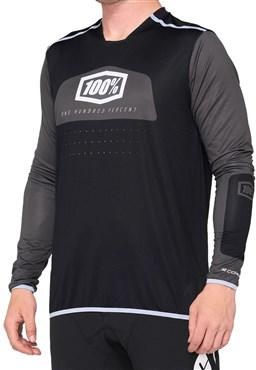 100% R-Core X Long Sleeve Jersey