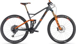 "Cube Stereo 150 C:68 TM 29"" - Nearly New - 20"" 2019 - Enduro Full Suspension MTB Bike"