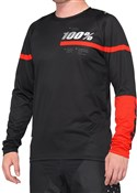 Product image for 100% R-Core Long Sleeve Jersey