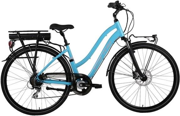 Forme Peak Trail 3 Els Womens - Nearly New - 17 2019 - Electric Hybrid Bike