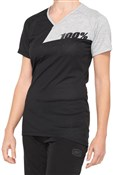 100% Airmatic Womens Short Sleeve Jersey