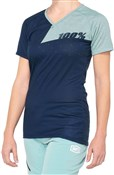 100% Airmatic Womens Short Sleeve Jersey