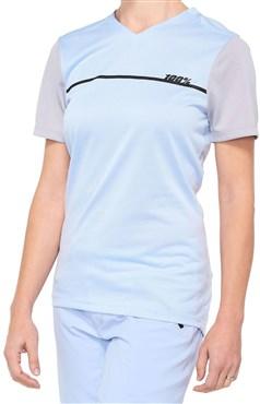 100% Ridecamp Womens Short Sleeve Jersey