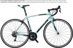 Product image for Bianchi Nirone Alu Sora - Nearly New - 63cm 2019 - Road Bike
