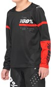 Product image for 100% R-Core Youth Short Sleeve Jersey
