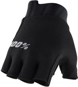 100% Exceeda Gel Short Finger Gloves