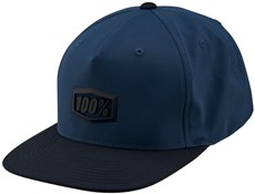 100% Enterprise Snapback Hat
