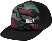100% Trooper Trucker Hat