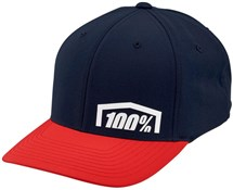 100% Revolt X-Fit FlexFit Hat