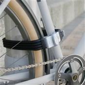 Litelok Flexi U Lock - Sold Secure Silver