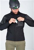 Endura Urban Luminite Cycling 3 in 1 Jacket II