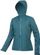 Endura Hummvee Womens Waterproof Hooded Cycling Jacket