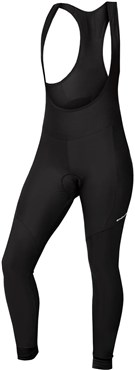 Endura Xtract Womens Cycling Bib Tights - 400 Series Gel Pad