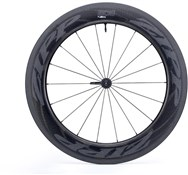 Product image for Zipp 808 NSW Carbon Clincher Tubeless Rim Brake Front Road Wheel