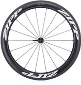 Product image for Zipp 404 Firecrest Carbon Clincher Rim Brake Front Road Wheel