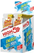 Product image for High5 Energy Gel Aqua Caffeine Hit