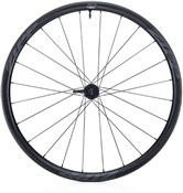 Product image for Zipp 202 NSW Carbon Clincher Tubeless Centre Lock Disc Brake Front Road Wheel