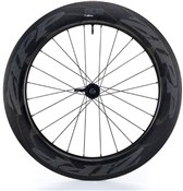 Product image for Zipp 808 Carbon Clincher Tubeless Centre Lock Disc Brake Front Road Wheel