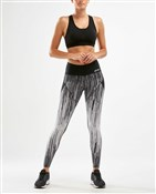 2XU Mid Panel Womens Compression Tights
