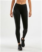 2XU Mid-Rise Textural Womens Compression Tights
