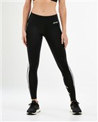 2XU Mid Rise Pocket Womens Compression Tights