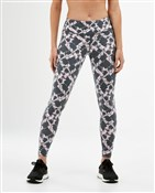 Product image for 2XU Print Fitness Mid Rise Womens Tights