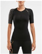 2XU Compression Sleeved Womens Top