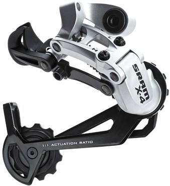 SRAM X4 Rear Derailleur - 7/8 Speed