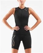 Product image for 2XU Compression Tri Womens Singlet