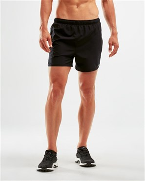 2XU XVENT 5 Inch Shorts with brief