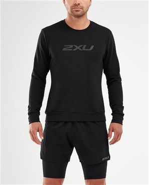 2XU Transit Long Sleeve Crew