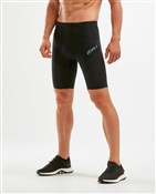 Product image for 2XU Run Dash Compression Shorts